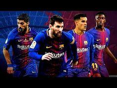 Download Messi & Suarez & DembÃlà & Coutinho â The Fantastic Four â 2018 || HD