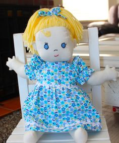 DOLLS & BEARS by Sharon Reed on Etsy