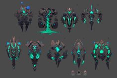ArtStation - concepts freelance, Dmitry Klyushkin