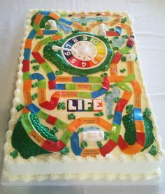 Game of Life Cake by Creative Cakes - Tinley Park, via Flickr