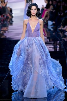 Armani Prive Couture...this pale purple