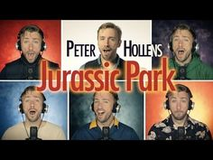 Jurassic Park - End Credits - Acappella - Peter Hollens - YouTube