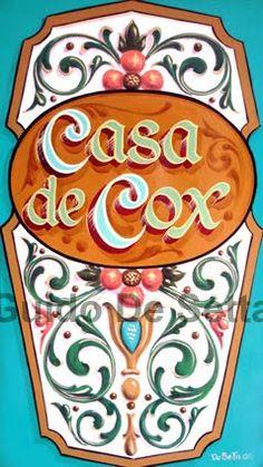 TANGO: esmalte, 30 x 20 cm. (vendido)           CARLOS GARDEL, esmalte, 20 x 15 cm.          GALERIA DE ARTE, esmalte, 85 X 60 cm. (ve...