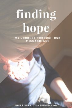 Miscarriage doesn't define you as a woman. See how my husband and I found strength and hope through our experience.