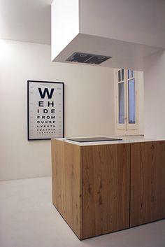 Mirando al Norte | RÄL167 - Interiorismo, decoración, reforma y diseño de interiores Cabinet, Storage, Kitchen, Furniture, Home Decor, Home, Interior Design, Flats, Norte