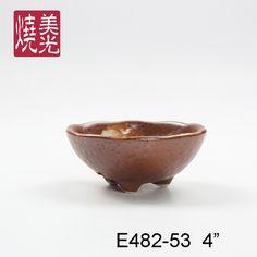 Japanese soy saucer bowl&ceramic dish E482-53  Size: diameter 4 inch