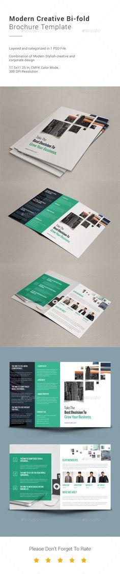 Hotel Bifold   Halffold Brochure Brochures - half fold brochure template