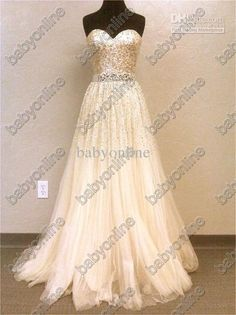 Wholesale New Sexy Cheap 2012 Sweetheart Stunning Beading Crystal Tulle Custom Made Evening Dresses SH2545, Free shipping, $152.6-169.05/Piece   DHgate