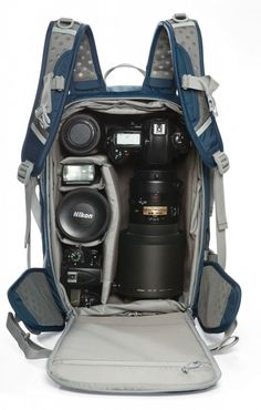 Lowepro just announced a new DSLR Backpack - Lowepro Flipside Sport 20L AW Digital SLR Camera Backpack. This backpack isweather-resistant for ad