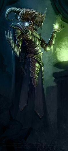 Character Design - The Alchemist by helgecbalzer.deviantart.com