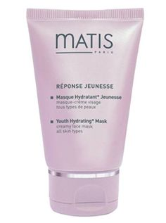 Matis Youth Hydrating Mask - Moisturisers for Dry Skin - Beauty - Marie Claire Face Scrub Homemade, Homemade Face Masks, Cream For Dry Skin, Skin Cream, Exfoliant, Moisturiser, Exfoliate Face, Hydrating Mask, Flaky Skin