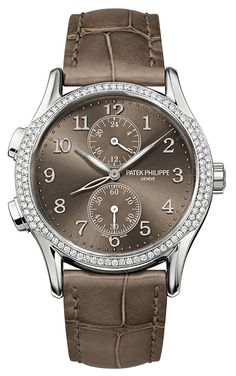 Patek Philippe Calatrava Travel Time (Ref. 7134G-001)