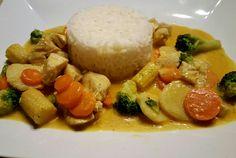 Kremet kylling curry (matfrabunnenfb.blogg.no)