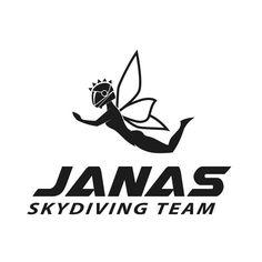 In anteprima, il nuovo logo studiato per le Janas, lo skydiving team composto da @giuliacossu @giorgia_cossu, Daniela Arrigoni, Barbara Manca, Eleonora Melis #paracadutismorelativo #paracadutismo #skydiving #logo #graphicdesign --- Designer: Stefano Sodini [Tipografia Digital Color]