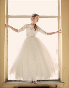 Top 10 Modest Wedding Gowns. #weddingchicks