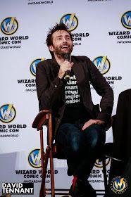 David Tennant News From www.david-tennant.com: David Tennant On His Dream Dinner Party - Wizard World Comic Con