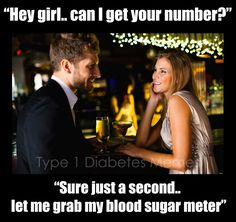Dating a type one diabetes