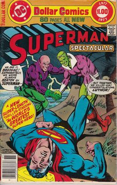 DC Special Series 5  November 1977 Issue  DC Comics by ViewObscura