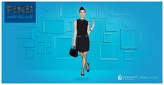 Style your own Winter look with the Metropolis at Metrotown Mobile Stylist