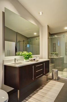 delighful bathroom ideas brown cream mediterranean design by