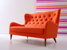Home Inspiration Ideas » A Modern Tufted 2 Seater Sofa