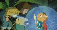 """""""Ni no Kuni: Wrath of the White Witch"""" game release features original animation from Studio Ghibli, known for """"Spirited Away"""" and """"Princess Mononoke."""""""