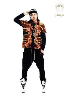 방탄소년단 'j-hope' 공개! This is 'j-hope' of BTS !