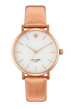 kate spade watch (on sale)