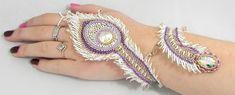 EyeCandy - Beautiful & Beadiful Beadwork by Marina Somova featured in Bead-Patterns.com