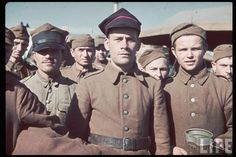 Polish soldiers captured by the Germans during the Polish invasion by Germany 1939