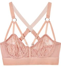Lonely Rose Lulu Underwire Bra