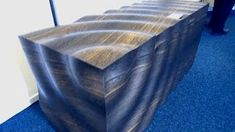 Adirondack furniture show - Woodworking Challenge Woodworking Kit For Kids, Woodworking Books, Woodworking Furniture, Woodworking Projects, Wood Pencil Holder, Modern Outdoor Chairs, Adirondack Furniture, Bespoke Furniture, Display Case