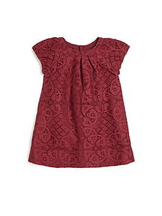 Burberry Baby's & Toddler Girl's Lace Dress