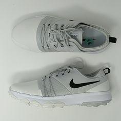 5c9a42f309635 Nike FI Impact 3 Mens Spikeless Golf Shoes Sz 8.5 New AH6960-100