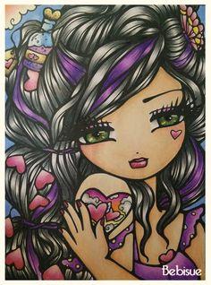 Heart on her Sleeve by Hannah Lynn