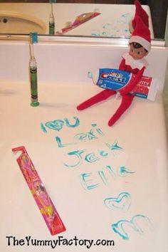 Toothpaste idea