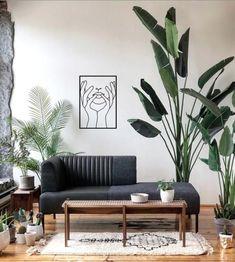 Gold Wall Decor, Metal Wall Decor, Wall Decor Set, Metal Wall Art, Objet Deco Design, Living Room Decor, Bedroom Decor, Room Corner, Interior Design