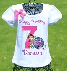 Littlest Pet Shop Birthday Shirt