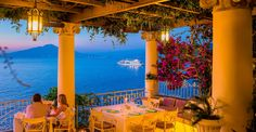 BELLEVUE SYRENE OFFICIAL WEBSITE | GOURMET AND RESTAURANT - Sorrento, Italy