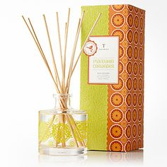Thymes Mandarin Coriander, we have this open at the store and everyone comments on how fresh it smells