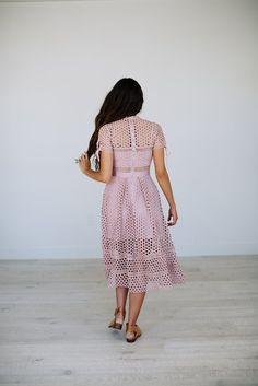The Violet Dress
