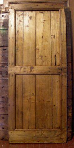 PORTE DA INTERNO RUSTICHE - SIMONE MARRO: porte e portoni antichi a Cuneo, Torino, Piemonte, Italia