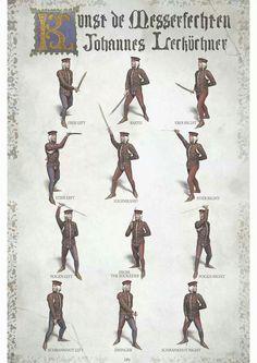 Messer fighting