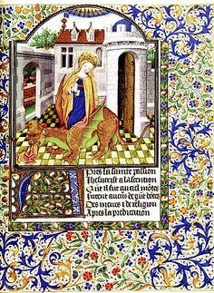 cityzenart: Illuminated Manuscripts (Champagne)