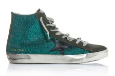 Golden Goose Glitter Hi Tops, Available in store! x