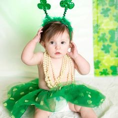 Wishing you all the luck o'theIrish! Happy St. Patrick's Day!! . #momlife #canadianmoms #happystpatricksday #stpatricksday2018 #stpattysbaby #luckoftheirish #momresourceca