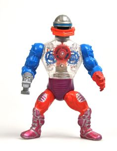 Roboto - He-Man: Masters Of The Universe [1985] http://www.ebay.ca/usr/collectiblesbycandb