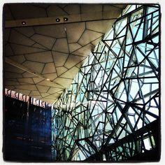 Federation Square, Melbourne, Australia @adamjhamilton7
