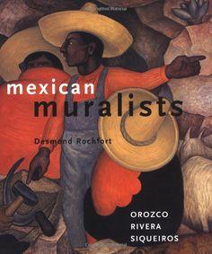 mexican muralists. (WTR)