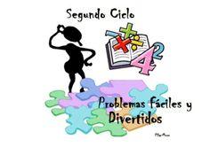 Problemas fáciles y divertidos. Ciclo 2